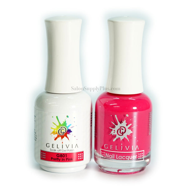 GELIVIA - PRETTY IN PINK - G801