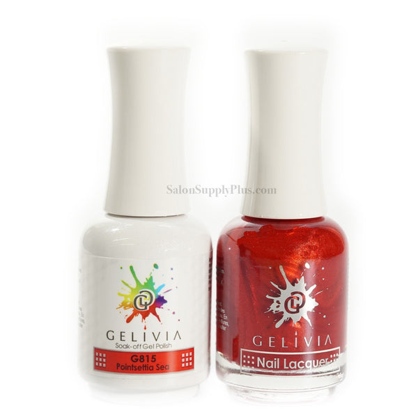 GELIVIA - POINSETTIA SEA - G815