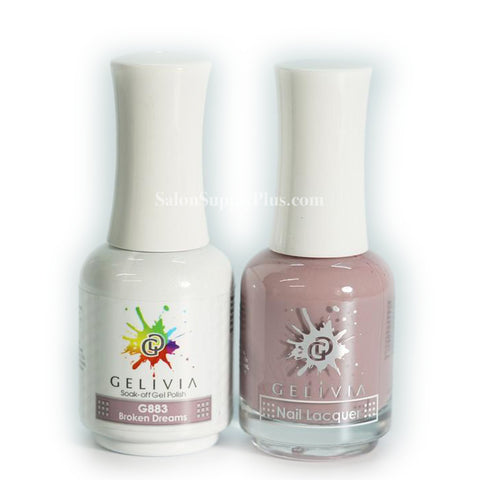 GELIVIA - BROKEN DREAMS - G883