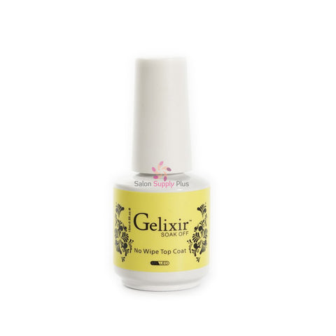 Gelixir - No Wipe Gel Top Coat
