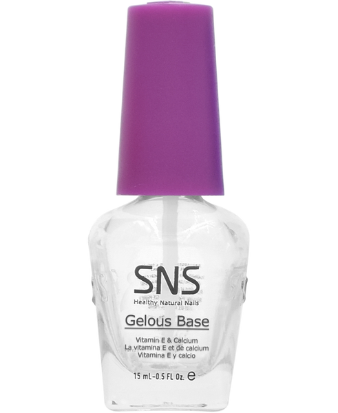SNS GELOUS BASE PLUS . 5 FL OZ