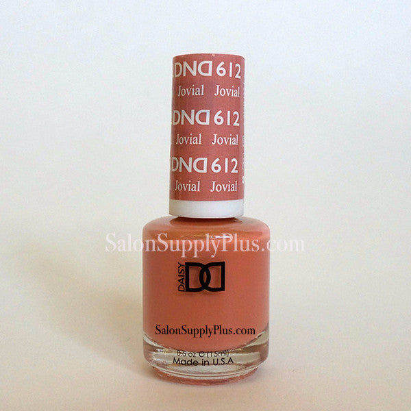 612 - DND Lacquer - Jovial - (Diva Collection)