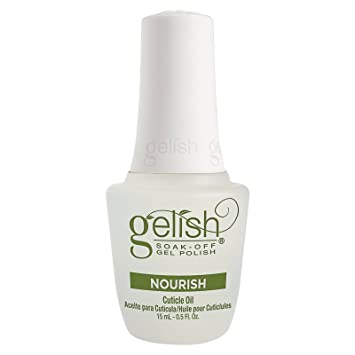 HARMONY GELISH - NOURISH CUTICLE OIL