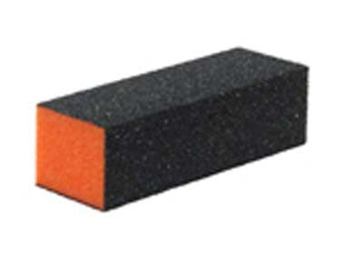 Dixon Buffer -Orange/Black - 80/80 - (500 Pcs)