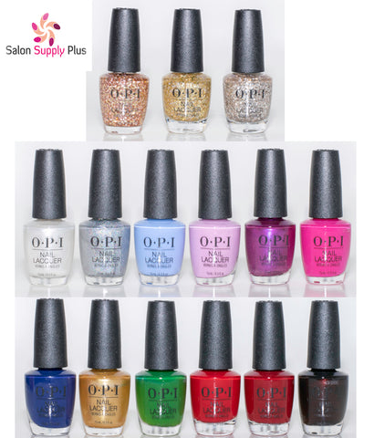 OPI  Regular Lacquer - Holiday  2018 The Nutcracker Collection - 15 Colors (including K13,K14,K15)