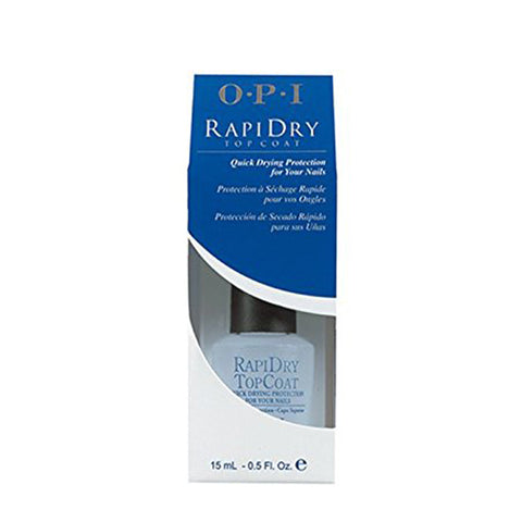 OPI RAPIDRY TOP COAT -  .5 fl oz