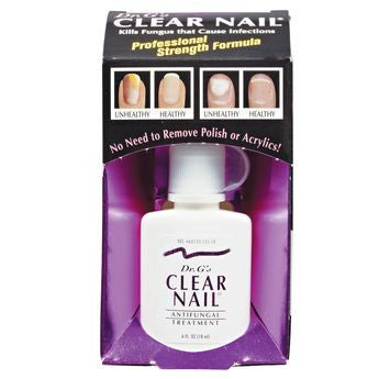 Dr. G's Clear Nail