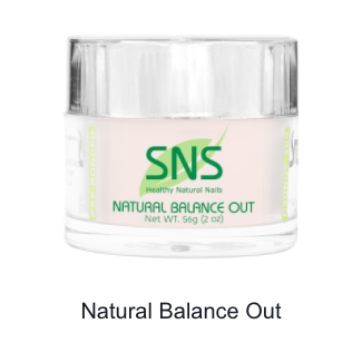 SNS - DIP POWDER - NATURAL BALANCE OUT - 2 OZ