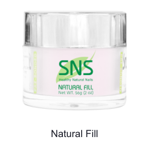 SNS - DIP POWDER - NATURAL FILL - 2 OZ