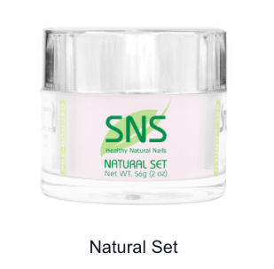 SNS - DIP POWDER - NATURAL SET - 2 OZ