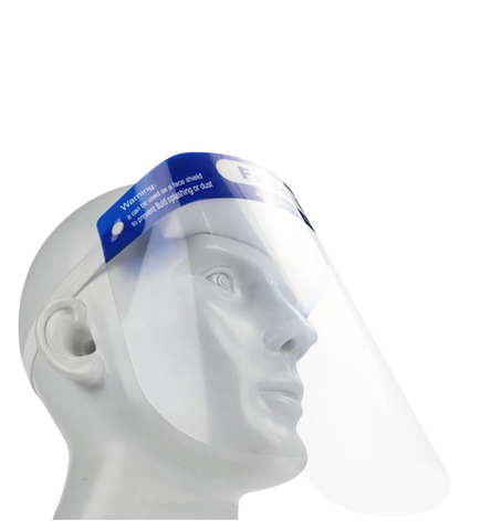 FACE SHIELD VISOR - PACK OF 10