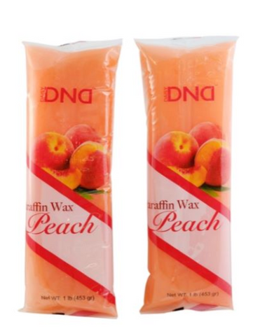 DND PARAFFIN WAX - PEACH - PACK OF 6