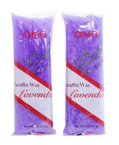 DND PARAFFIN WAX - LAVENDER - PACK OF 6