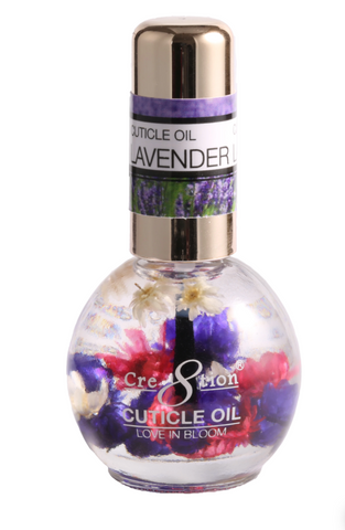 CRE8TION CUTICLE OIL - LAVENDER .5FL OZ