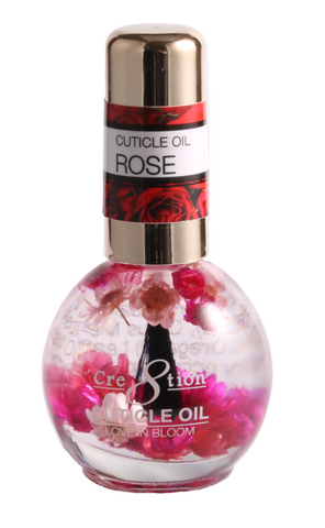 CRE8TION CUTICLE OIL - ROSE .5 FL OZ