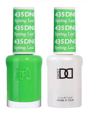 435 - DND Duo Gel - Spring Leaf
