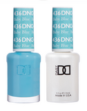 436 - DND Duo Gel - Baby Blue