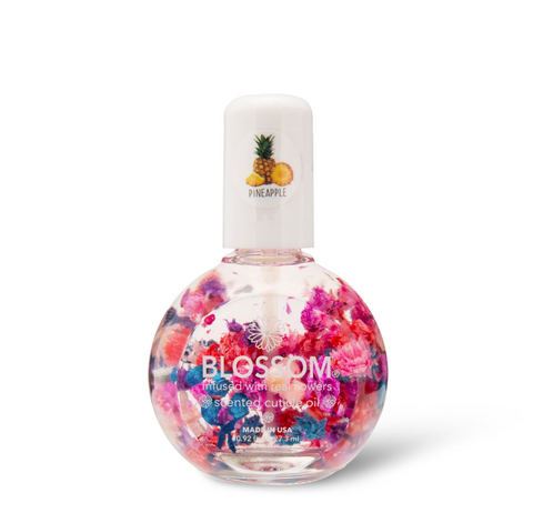 BLOSSOM CUTICLE OIL - PINEAPPLE - J0010