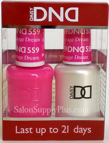 559 - DND Duo Gel -Teenage Dream