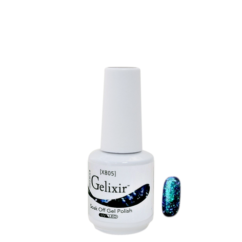 Gelixir X Collection - Glitter Gel Color – X805