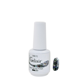 Gelixir X Collection - Glitter Gel Color – X817