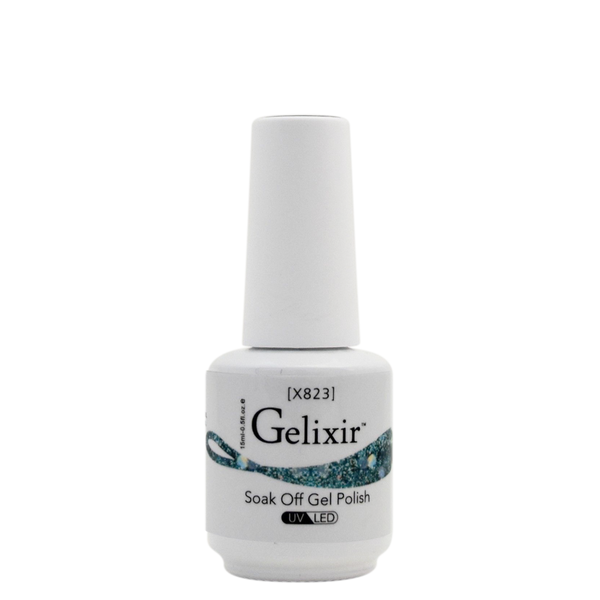 Gelixir X Collection - Glitter Gel Color – X823