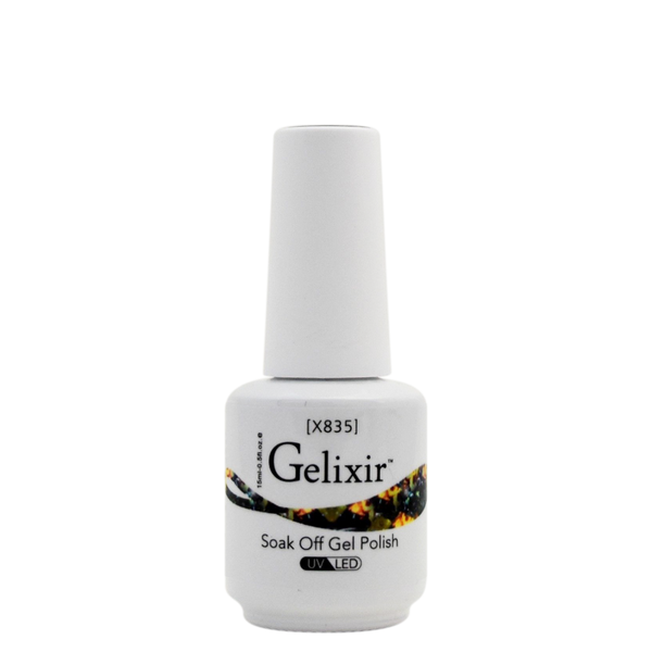 Gelixir X Collection - Glitter Gel Color – X835