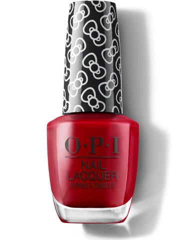 HP L05 - OPI Regular Lacquer  -  A KISS ON THE CHIC - HELLO KITTY COLLECTION