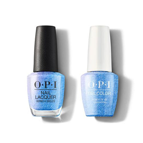SR5 - OPI Gel color & Lacquer Duo set - Pigment of My Imagination