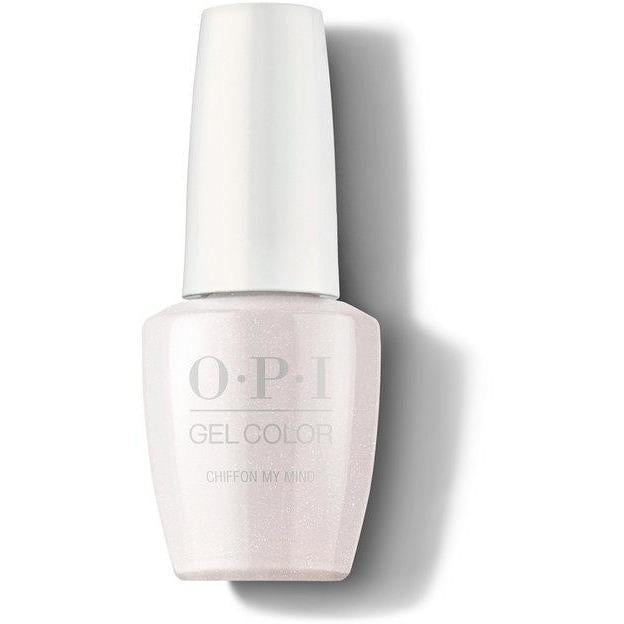 GC T63 - OPI GelColor - Chiffon My Mind 0.5 oz