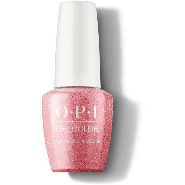 GC M27 - OPI GelColor - Cozu-Melted in the Sun 0.5 oz