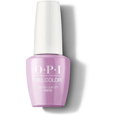 GC 102 - OPI GelColor - Do You Lilac It? (Pastel) 0.5 oz