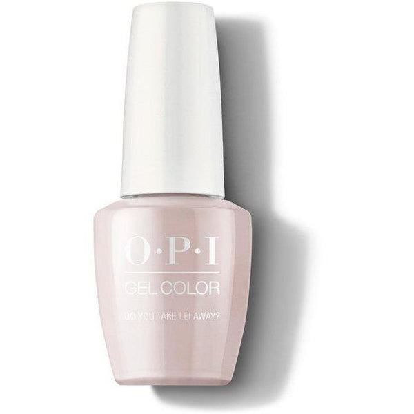GC H67 - OPI GelColor - Do You Take Lei Away? 0.5 oz