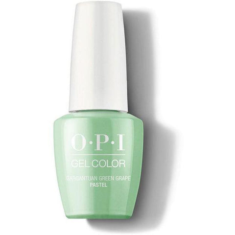 GC 103 - OPI GelColor - Gargantuan Green Grape (Pastel) 0.5 oz