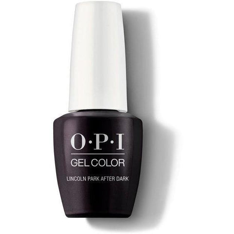 GC W42 - OPI GelColor - Lincoln Park After Dark 0.5 oz