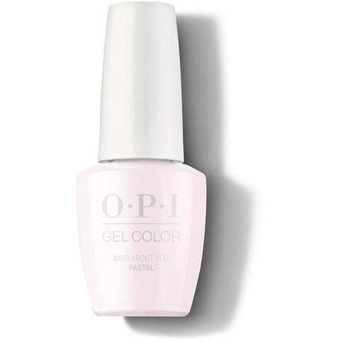 GC 106 - OPI GelColor - Mod About You (Pastel) 0.5 oz
