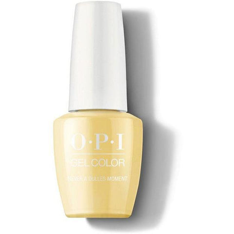 GC W56 - OPI GelColor - Never a Dulles Moment 0.5 oz