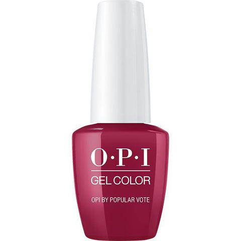 GC W63 - OPI GelColor - OPI by Popular Vote 0.5 oz