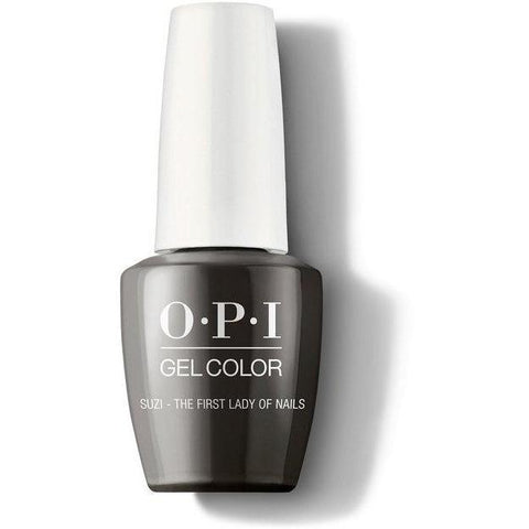 GC W55 - OPI GelColor - Suzi The First Lady of Nails 0.5 oz