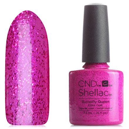 CND Shellac - Butterfly Queen
