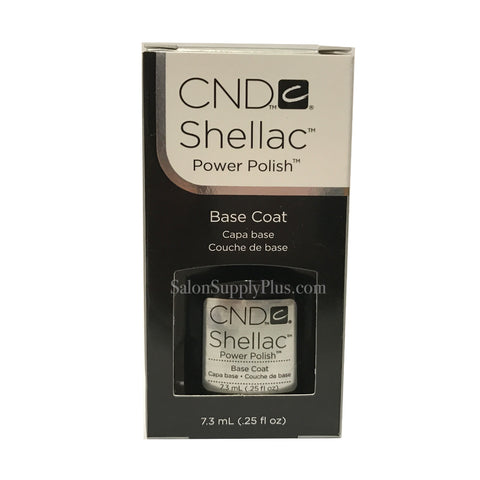 CND Shellac - Base Coat - .25 fl oz