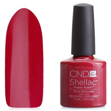 CND Shellac - Rose Brocade