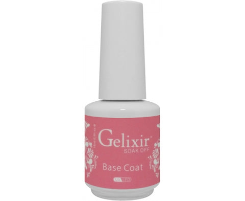 Gelixir - Gel Base Coat