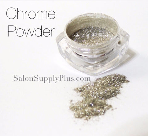 Chrome Silver Pigment Powder