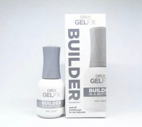 Orly Builder in A bottle  Gel  - Soak Off Sculpting Nail Extension