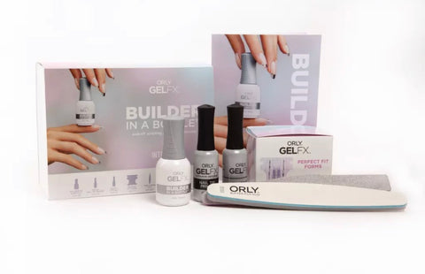 Orly Builder in A bottle  Gel Intro Kit - Soak Off Sculpting Nail Extension