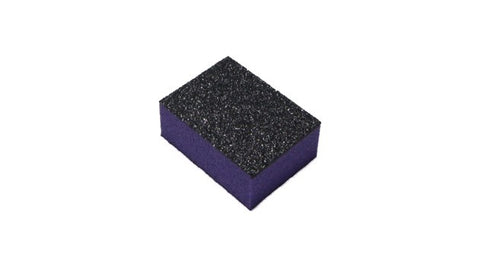 DND Mini Buffer- Purple/Black  80/80 - 1500 Pcs)