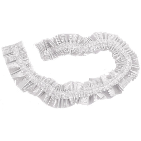 DND - Clear Disposable Pedicure Spa Liners - 400 pieces/box