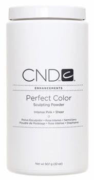 CND Perfect Color Powder - Intense Pink (Sheet) - 32 Oz
