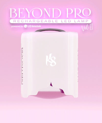 KIARA SKY BEYOND PRO RECHARGEABLE LED LAMP VOLUME II - PINK